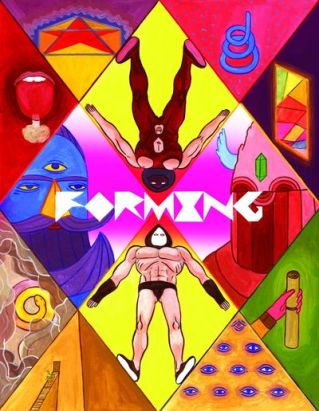 Forming, collected edition, by Jesse Moynihan