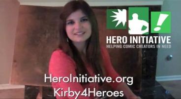 Jillian Kirby explains her Kirby4Heroes drive