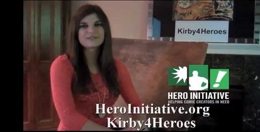 Jillian Kirby, for Kirby4Heroes