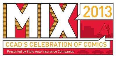 Mix 2013 logo