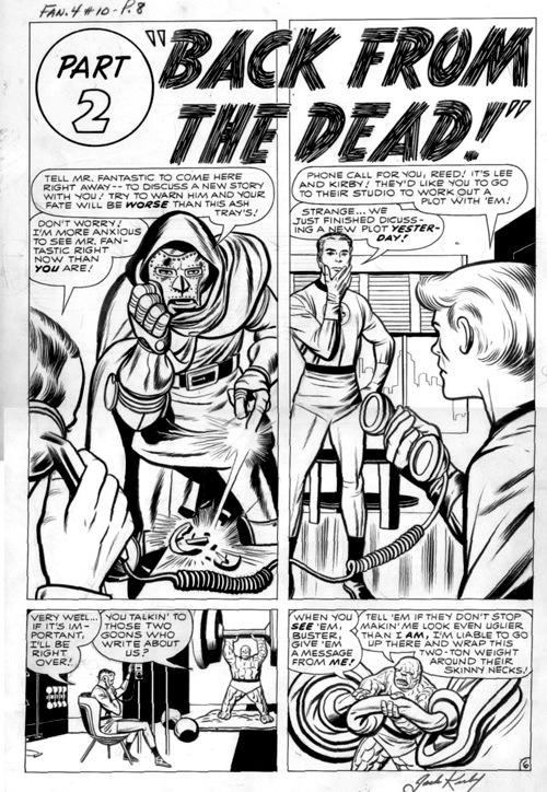Fantastic Four #10 (1963)