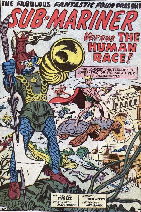 Fantastic Four Annual #1 (1963)