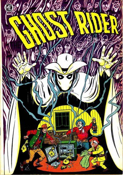Ghost Rider #6 (1951)