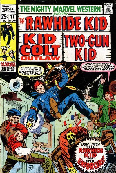 Mighty Marvel Western #11 (1970)