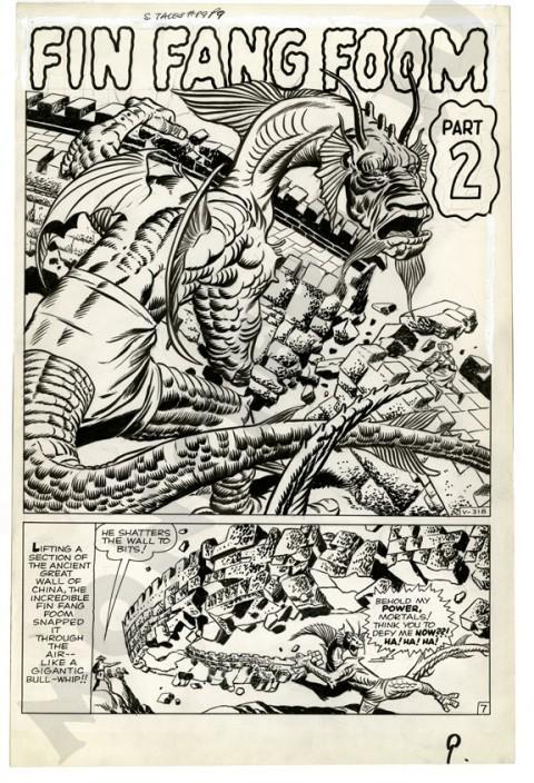 Strange Tales #89 (1961)