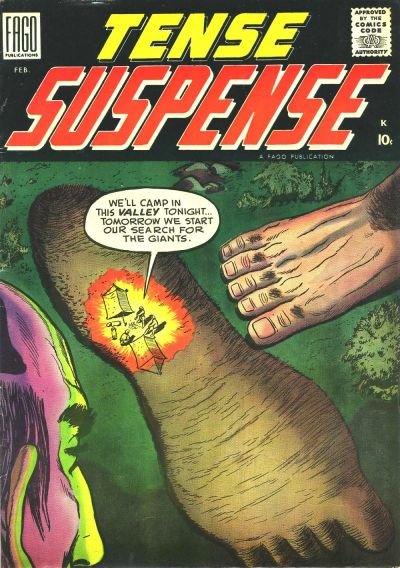 Tense Suspense #2 (1959)