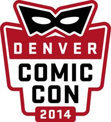 Denver Comic Con logo