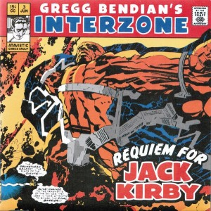 Requiem for Jack Kirby (2001)