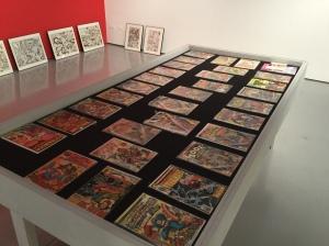 Display case, Comic Book Apocalypse