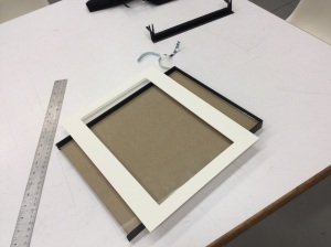 Framing, matting...