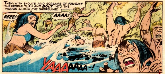 kamandi-1-humans-fleeing