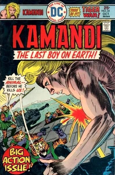 kamandi-34-cover
