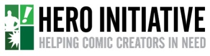 Hero Initiative masthead