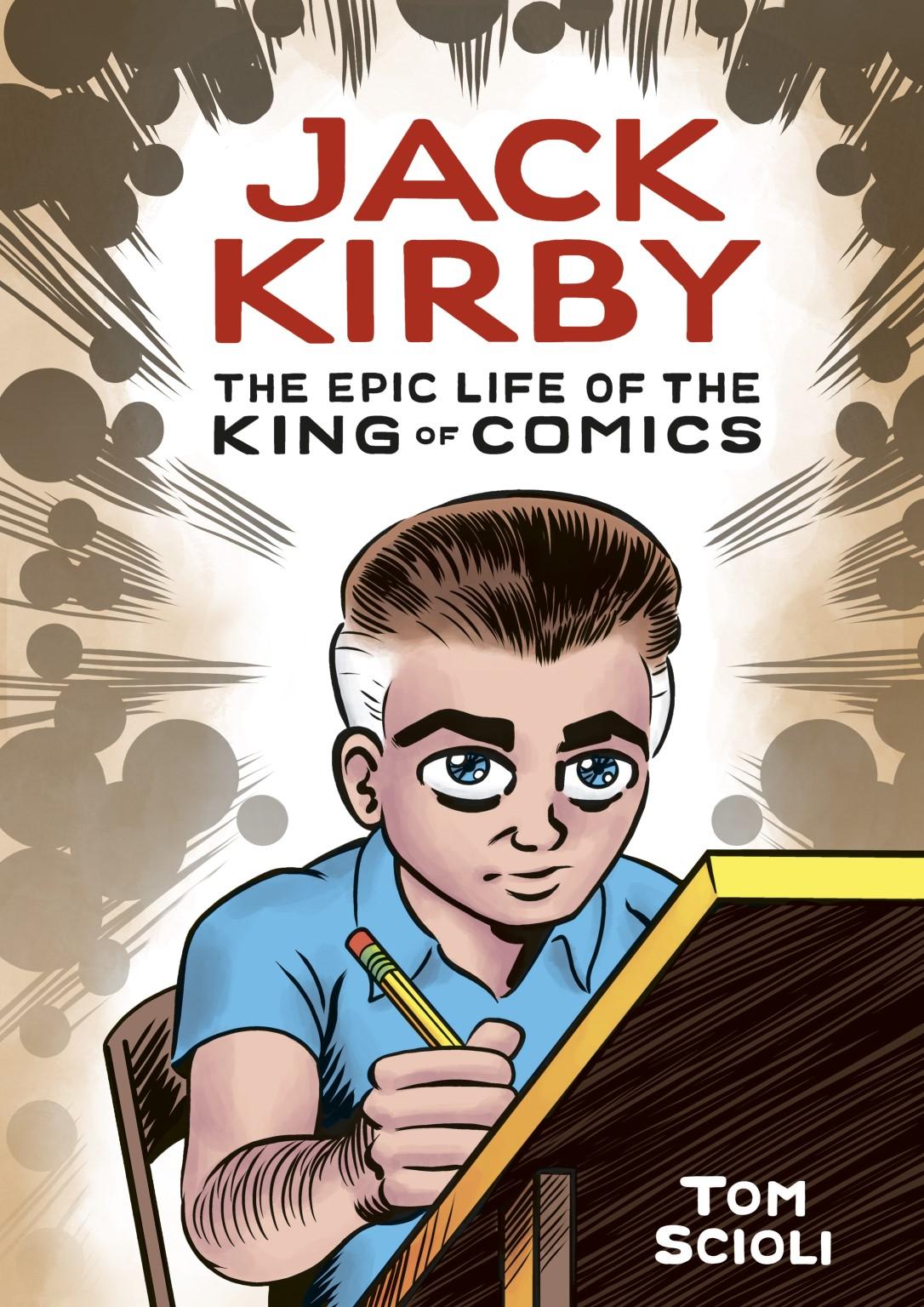 Scioli Kirby bio cover