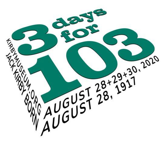 3 for 103 logo